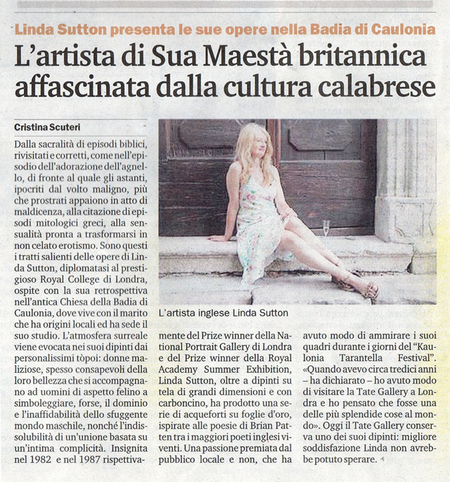 Gazetta del Sud review