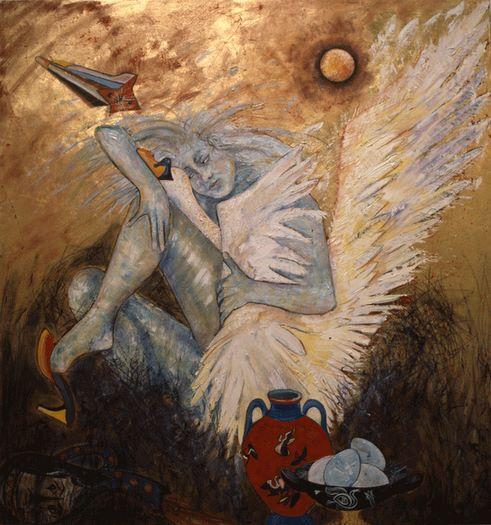essay #3 leda and the swan